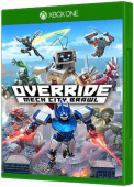 Override: Mech City Brawl Xbox One Cover Art
