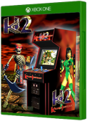 Killer Instinct 2 Classic Xbox One Cover Art
