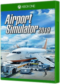 Airport Simulator 2019 Xbox One Cover Art