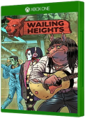 Wailing Heights Xbox One Cover Art