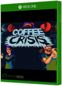 Coffee Crisis Xbox One Cover Art