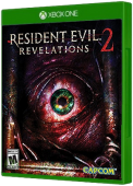 Resident Evil: Revelations 2 Xbox One Cover Art