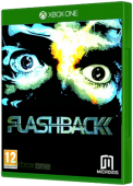 Flashback Xbox One Cover Art