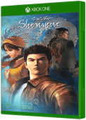Shenmue Xbox One Cover Art