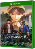 Shenmue II Xbox One Cover Art