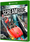 ScreamRide Xbox One Cover Art