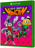 Ninjin: Clash of Carrots Xbox One Cover Art