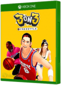 3on3 FreeStyle Xbox One Cover Art