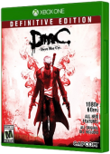 DmC: Devil May Cry Definitive Edition Xbox One Cover Art