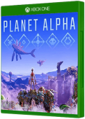 Planet Alpha Xbox One Cover Art