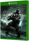 Immortal: Unchained Xbox One Cover Art