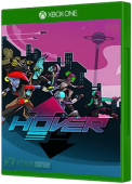 Hover: Revolt of Gamers Xbox One Cover Art