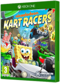 Nickelodeon Kart Racers Xbox One Cover Art