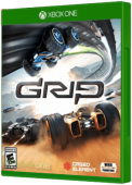 GRIP: Combat Racing Xbox One Cover Art