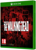 Overkill's The Walking Dead Xbox One Cover Art