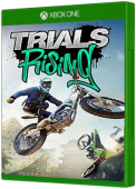 Trials Rising Xbox One Cover Art