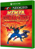 ACA NEOGEO: Ninja Commando Xbox One Cover Art