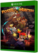 Fossil Hunters Xbox One Cover Art