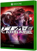 Time Carnage Xbox One Cover Art