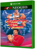 ACA NEOGEO: Aggressors of Dark Kombat Xbox One Cover Art