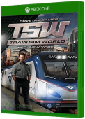 Train Sim World: Northeast Corridor Xbox One Cover Art