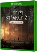Life is Strange 2 Xbox One Cover Art
