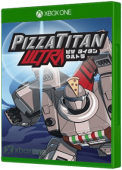Pizza Titan Ultra Xbox One Cover Art