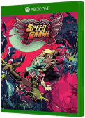 Speed Brawl Xbox One Cover Art