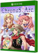 Chronus Arc Xbox One Cover Art