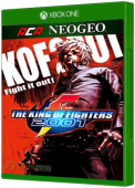 ACA NEOGEO: The King of Fighters 2001 Xbox One Cover Art