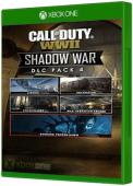 Call of Duty: WWII - Shadow War Xbox One Cover Art