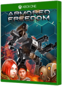 Armored Freedom Xbox One Cover Art