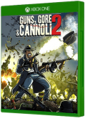 Guns, Gore & Cannoli 2 Xbox One Cover Art