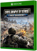 Heavy Fire: Red Shadow Xbox One Cover Art
