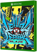 Lethal League Blaze Xbox One Cover Art