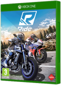 RIDE Xbox One Cover Art