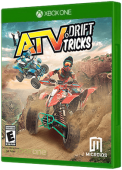 ATV Drift & Tricks: Definitive Edition Xbox One Cover Art