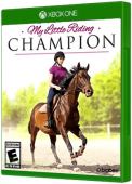 My Little Riding Champion Xbox One Cover Art