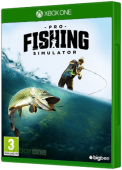 Pro Fishing Simulator video game, Xbox One, xone