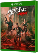 Jagged Alliance: Rage Xbox One Cover Art