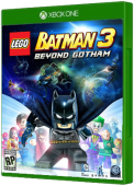 LEGO Batman 3: Beyond Gotham - Arrow Pack Xbox One Cover Art