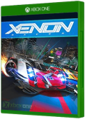Xenon Racer Xbox One Cover Art