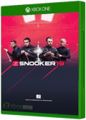 Snooker 19 Xbox One Cover Art