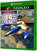 ACA NEOGEO: Strikers 1945 Plus Xbox One Cover Art