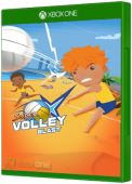 Super Volley Blast Xbox One Cover Art