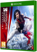 Mirror's Edge Catalyst Xbox One Cover Art