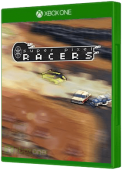 Super Pixel Racers Xbox One Cover Art