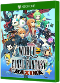 World of Final Fantasy Maxima Xbox One Cover Art