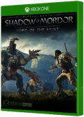 Middle-earth: Shadow of Mordor - Lord of the Hunt Xbox One Cover Art