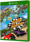 Rally Racers Xbox One Cover Art